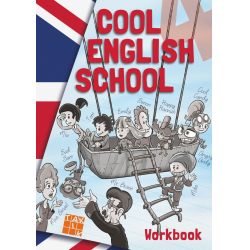 COOL ENGLISH SCHOOL 4 - pracovný zošit
