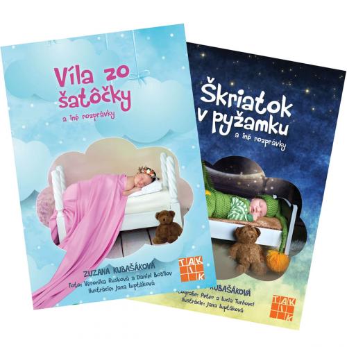 2ad9af264 Škriatok v pyžamku + Víla zo šatôčky | Taktik.sk