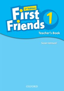 First Friends 2nd Edition 1 Teacher