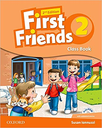 First Friends 2nd Edition 2 Class Book (2019 Edition)