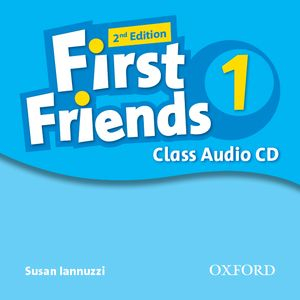 First Friends 2nd Edition 1 CD