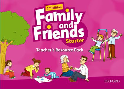 Family and Friends 2nd Edition Starter Teacher
