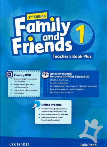 Family and Friends 2nd Edition 1Teacher