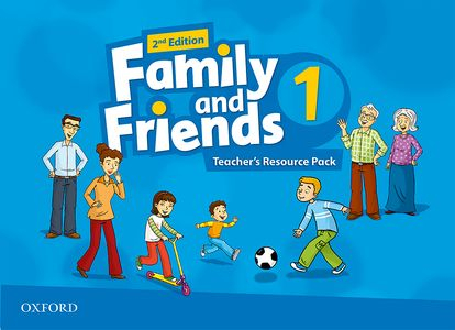 Family and Friends 2nd Edition 1 Teacher