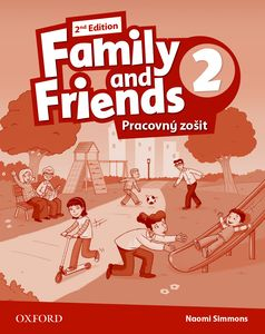 Family and Friends 2nd Edition 2 Workbook + Online