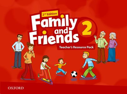 Family and Friends 2nd Edition 2 Teacher