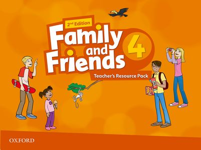 Family and Friends 2nd Edition 4 Teacher