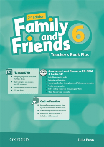 Family and Friends 2nd Edition 6 Teacher