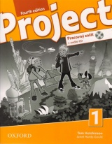 Project, 4th Edition 1Workbook with Audio CD (SK Edition) with Online Practice