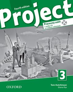 Project, 4th Edition 3 Workbook with Audio CD (SK Edition) with Online Practice