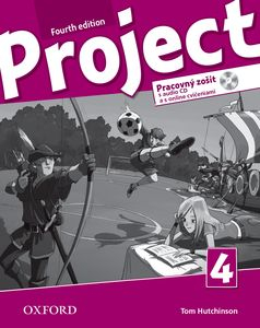 Project, 4th Edition 4 Workbook with Audio CD (SK Edition) with Online Practice