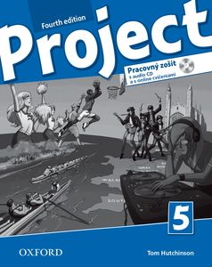Project, 4th Edition 5 Workbook with Audio CD (SK Edition) with Online Practice
