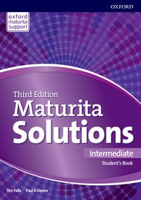 Maturita Solutions, 3rd Edition Intermediate Student