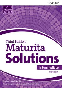 Maturita Solutions, 3rd Edition Intermediate Workbook (SK Edition)