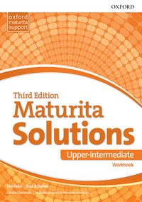 Maturita Solutions, 3rd Edition Upper-Intermediate Workbook (SK Edition)
