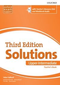 Maturita Solutions, 3rd Edition Upper-IntermediateTeacher