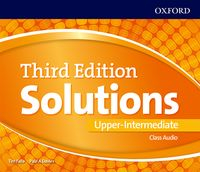 Maturita Solutions, 3rd Edition Upper-Intermediate CDs (4)