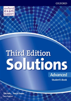 Maturita Solutions, 3rd Edition Advanced Student