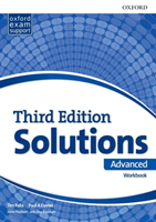 Maturita Solutions, 3rd Edition Advanced Workbook