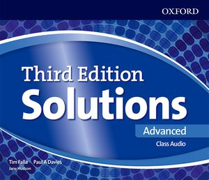 Maturita Solutions, 3rd Edition Advanced CDs (4)