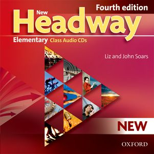 New Headway Elementary 4th Edition Class CDs
