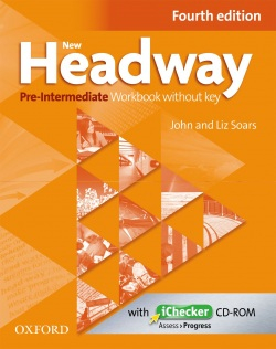 New Headway Pre-Inter 4th Edition Workbook without Key (2019 Edition)