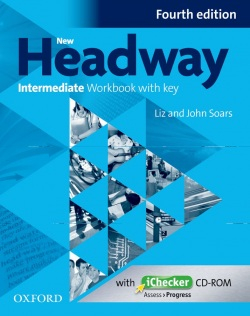 New Headway Inter 4th Edition Workbook with Key (2019 Edition)