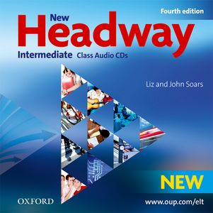 New Headway Inter 4th Edition Class Audio CD /3/