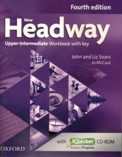 New Headway Upper-Inter 4th Edition Workbook with Key (2019 Edition)