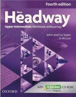 New Headway Upper-Inter 4th Workbook without Key (2019 Edition)