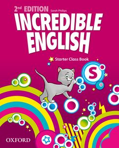 Incredible English 2nd Edition Starter Class Book