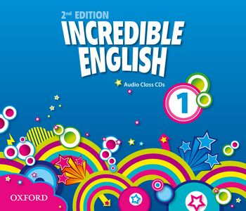 Incredible English 2nd Edition 1 CDs (3)