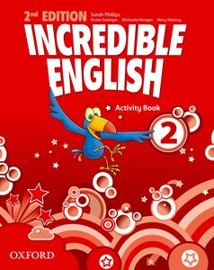 Incredible English 2nd Edition 2 Activity Book