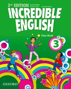 Incredible English 2nd Edition 3 Class Book