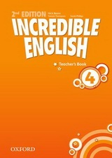 Incredible English 2nd Edition 4 Teacher