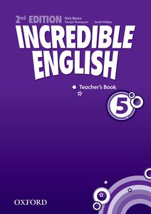 Incredible English 2nd Edition 5 Teacher