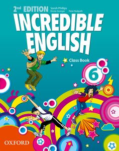 Incredible English 2nd Edition 6 Class Book