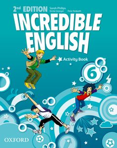 Incredible English 2nd Edition 6 Activity Book