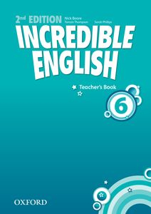 Incredible English 2nd Edition 6 Teacher