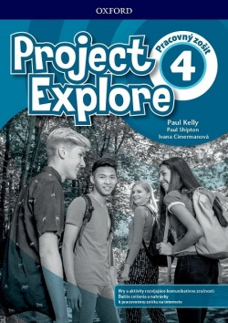 Project Explore 4 Workbook with Online Pack (SK Edition)