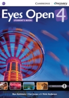 Eyes Open (A1-B1+) 4 Student´s Book