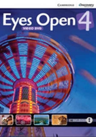 Eyes Open (A1-B1+) 4 DVD