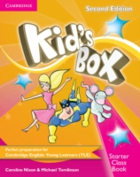 Kid´s Box 2/e (A1-A2) Starter Class Book +CD-Rom 2/e