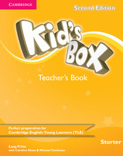 Kid´s Box 2/e (A1-A2) Starter Teacher