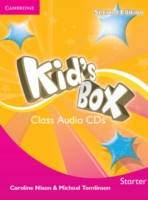 Kid´s Box 2/e (A1-A2) Starter CD (2) 2/e
