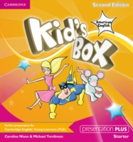 Kid´s Box 2/e (A1-A2) Starter Presentation Plus DVD-Rom 2/e