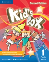 Kid´s Box 2/e (A1-A2) 1 Pupil