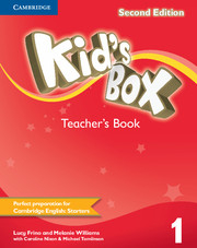 Kid´s Box 2/e (A1-A2) 1 Teacher