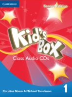 Kid´s Box 2/e (A1-A2) 1 CD (4) 2/e