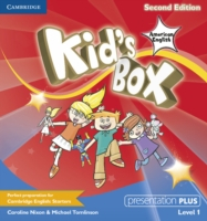 Kid´s Box 2/e (A1-A2) 1 Presentation Plus DVD-Rom 2/e